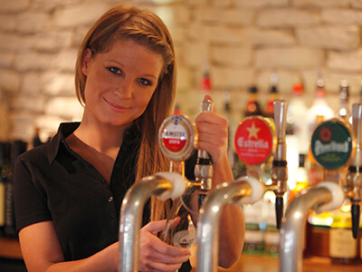 Bar jobs at The Castle